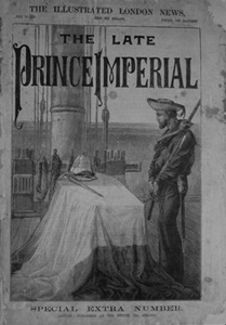 The late Prince Imperial  